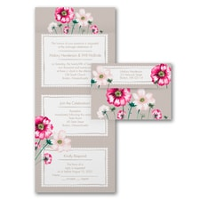 With RSVP Cards: Darling Affections
