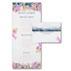 Magical Garden - All In One Invitation
