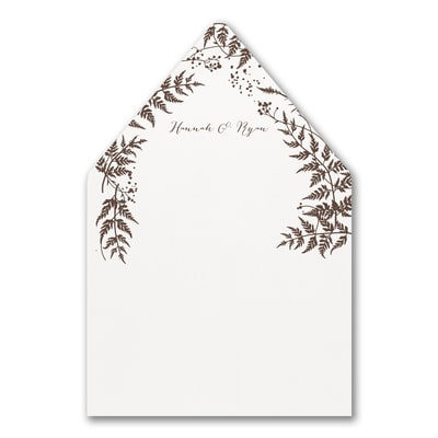 Charming Vines - Envelope Liner