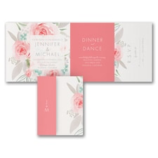 Botanical Bliss - All 'n One Invitation