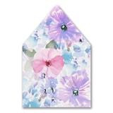 Pastel Floral Liner