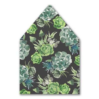 Bountiful Greenery - Envelope Liner