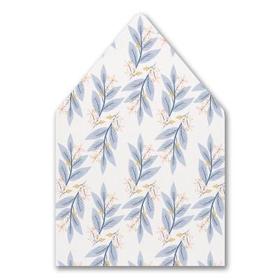 Floral Touch - Envelope Liner