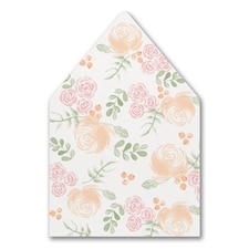 Dainty Blooms - Envelope Liner