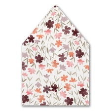 Dainty Floral Liner