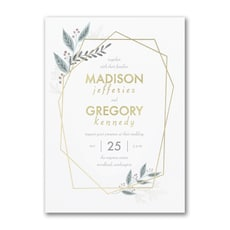 Naturally Beloved - Wedding Invitation