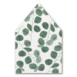 Captivating Leaves - Envelope Liner