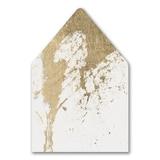 Contemporary Shine - Envelope Liner