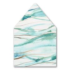 Shimmering Waves Liner