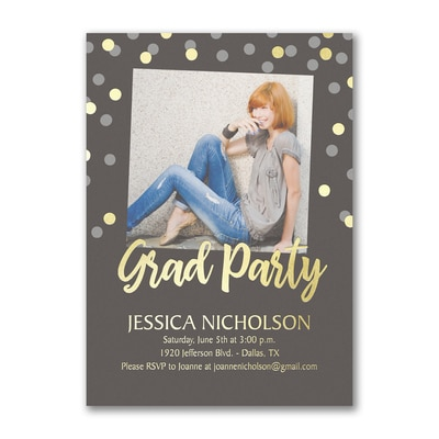 Party Celebration - Invitation