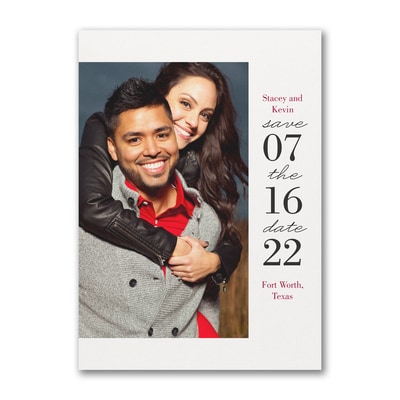 Modern Day - Save the Date