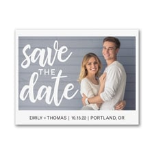 Classically Modern - Save the Date - Small