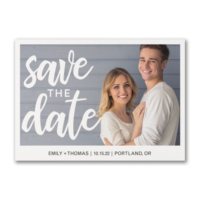 Classically Modern - Save the Date