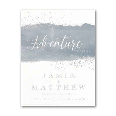 Modern Adventure - Save the Date - Small