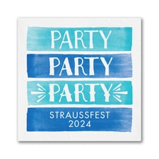 Party, Party, PartyNapkin - Beverage
