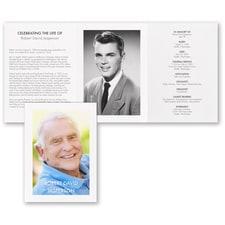 Portraits of Life - Celebration of Life Folder