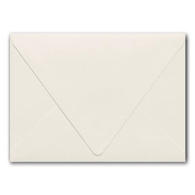 5 1/4 x 7 1/4 Euro Blank Outer Envelope - Ecru