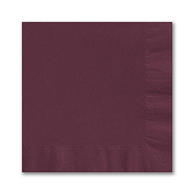 Berry Beverage Napkin