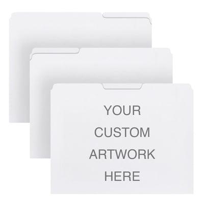 Custom Full Color File Folders