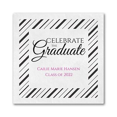 Grad Celebrate - Napkin