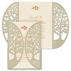 Enchanted Garden - Wedding Invitation