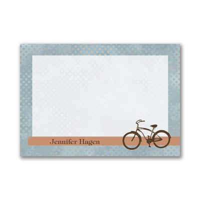 Bikes - Post It Note Set