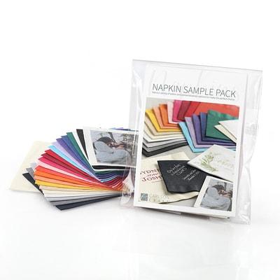Napkin Sample Pack