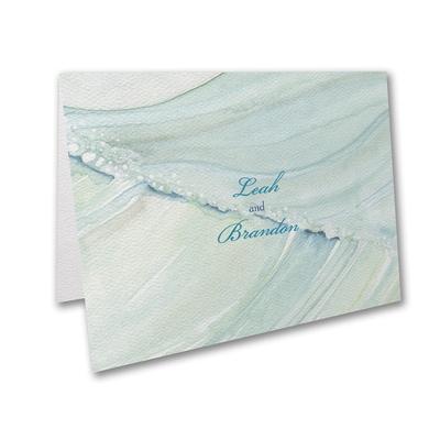 Ocean Waves - Note Card