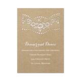 Flower Dance - Reception Card