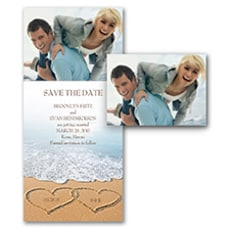 Love the Beach - Save The Date