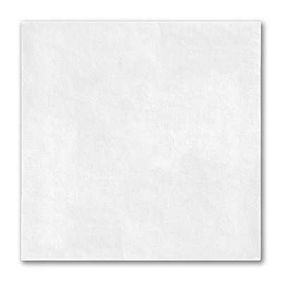 Bright White Luncheon Napkin - Digital