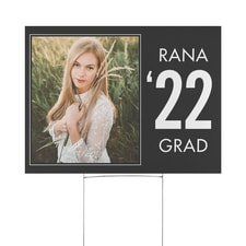 Graduation Edict Yard Sign