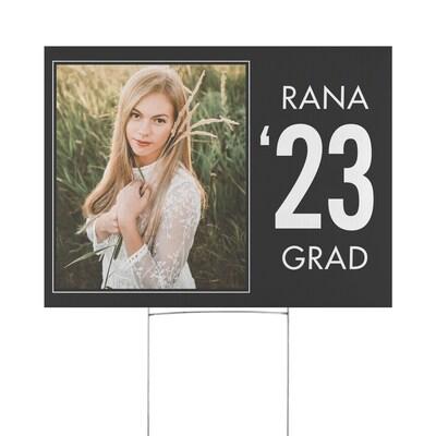Graduation Edict Yard Sign