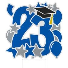 Graduation Feat Yard Sign - 2023