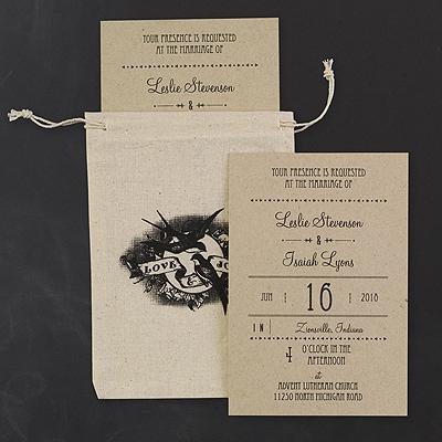 Sweet Romance - Invitation