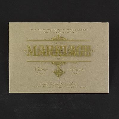 Perfect Union - Invitation