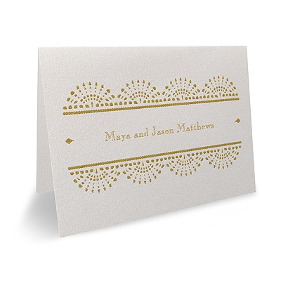 Elegance Shows - Thank You Note