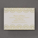 Elegance Shows - Reception Card