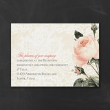 Ultra Romance - Reception Card