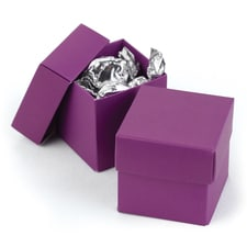 Two-piece Favor Box - Blank - Grapevine
