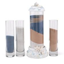 Seashell - Sand Ceremony Set