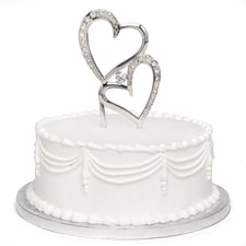 Sparkling Love - Cake Pick