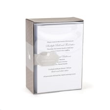 Invitation Kit - White