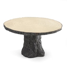 Rustic Log - Cake Stand
