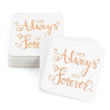 Always Forever - Coasters