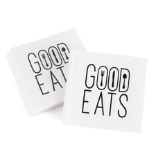 Good Eats - Napkins