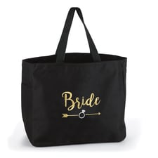 Wedding Party Tribal - Tote Bag - Bride