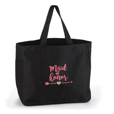 Wedding Party Tribal - Tote Bag - Maid of Honor
