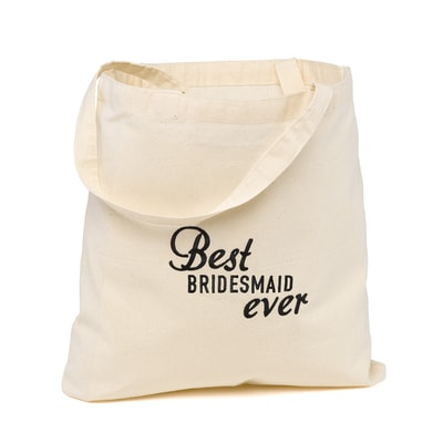 Best Ever Wedding Party - Tote Bag - Bridesmaid