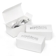 Mr. and Mrs. - Truffle Boxes